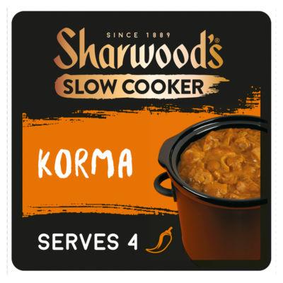 Sharwood's Slow Cooker Korma Sauce