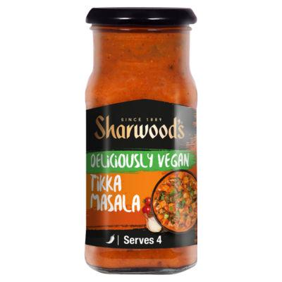 Sharwood's Vegan Tikka Masala Cooking Sauce