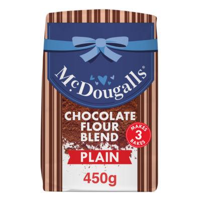 McDougalls Plain Chocolate Flour Blend