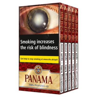 Panama Thin Panatellas