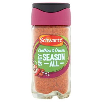Schwartz Perfect Shake Spicy Season All Seasoning