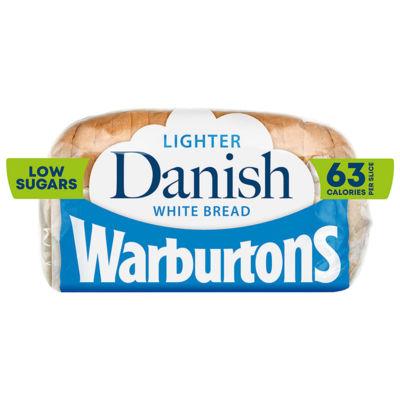 Warburtons White Danish Bread