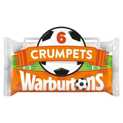 ASDA > Fresh Food > Warburtons Crumpets