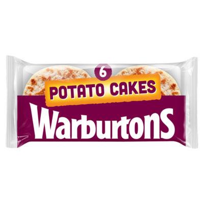 ASDA > Fresh Food > Warburtons Potato Cakes