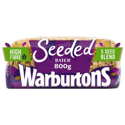 ASDA > Fresh Food > Warburtons Seeded Batch Bread