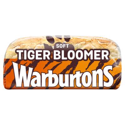 Warburtons Soft Tiger Bloomer