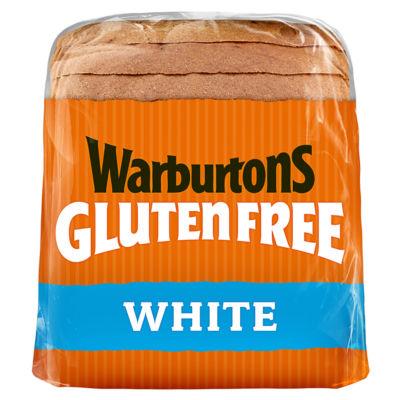 Warburtons Gluten Free White Loaf 300g
