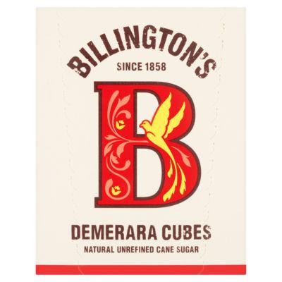 Billington's Demerara Cubes
