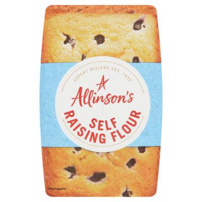 Allinson's Self Raising White Baking Flour