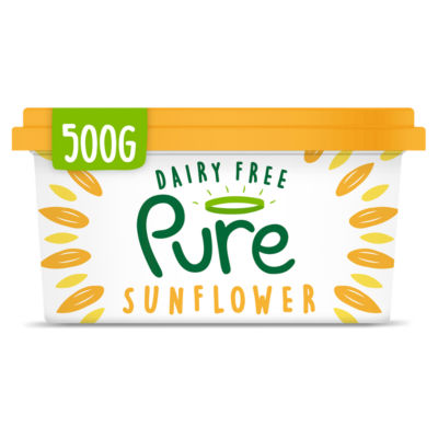 Pure Dairy Free Vegan Sunflower Spread