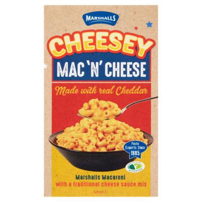 Marshalls Cheesy Macaroni