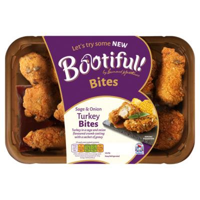 Bernard Matthews Sage & Onion Turkey Bites