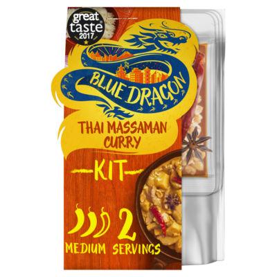 Blue Dragon Thai Massaman Curry Kit
