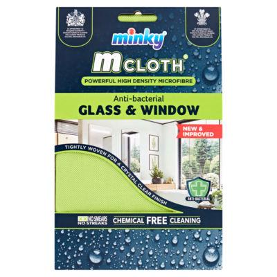 Minky Homecare M Cloth Glass & Window