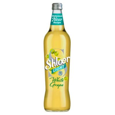 Shloer Light White Grape Sparkling Juice Drink