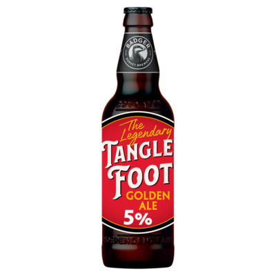 Badger Tangle Foot Ale
