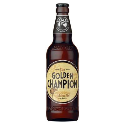 Badger The Golden Champion Golden Ale