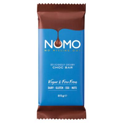 NOMO Deliciously Creamy Choc Bar