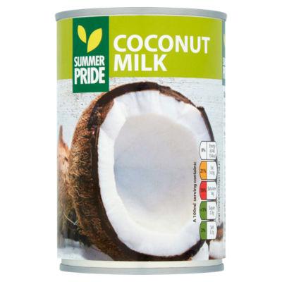 Summer Pride Coconut Milk