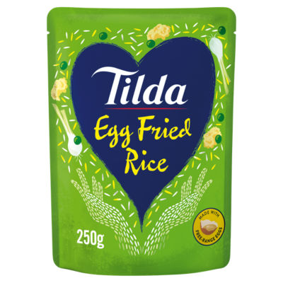 Tilda Egg Fried Basmati Rice