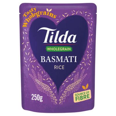 Tilda Brown Wholegrain Basmati Rice