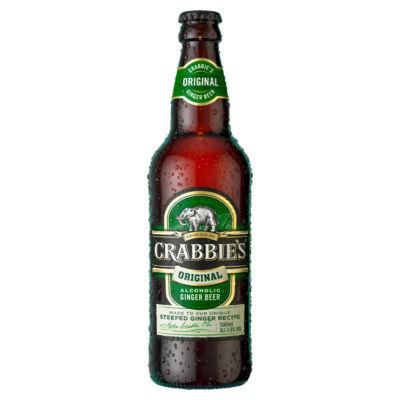 Crabbie's Original Alcoholic Ginger Beer