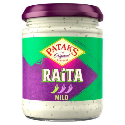 Patak's Raita Yogurt, Cucumber and Mint Dip
