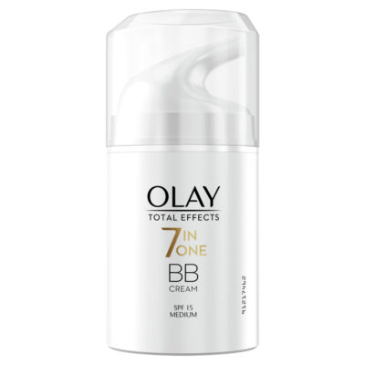 Olay Total Effects BB Cream 7in1 Touch of Foundation Medium Moisturiser