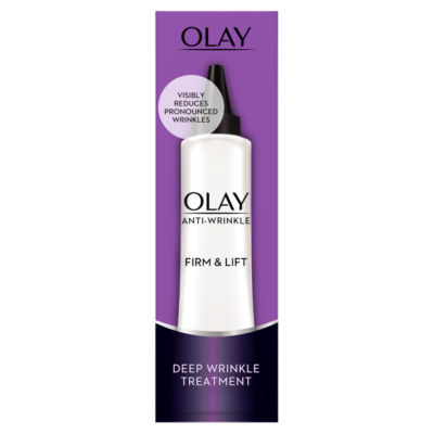 Olay Anti-Wrinkle Firm & Lift Deep Wrinkle Treatment Moisturiser