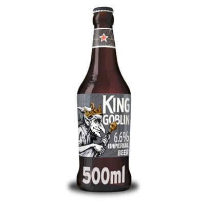 Wychwood Brewery King Goblin Ale Beer