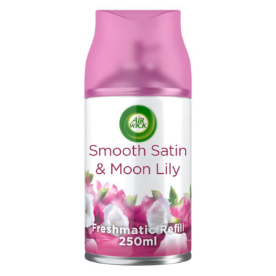 Air Wick Freshmatic Autospray Refill, Smooth Satin & Moon Lily - 1 Refill