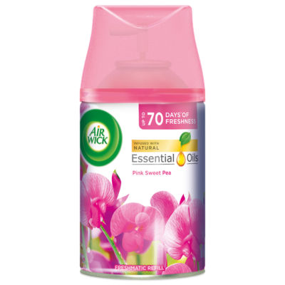 Air Wick Freshmatic Autospray Refill, Pink Sweet Pea - 1 Refill