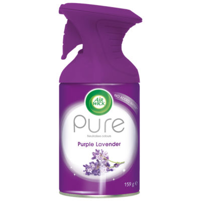 Air Wick Pure Aerosol Spray, Purple Lavender