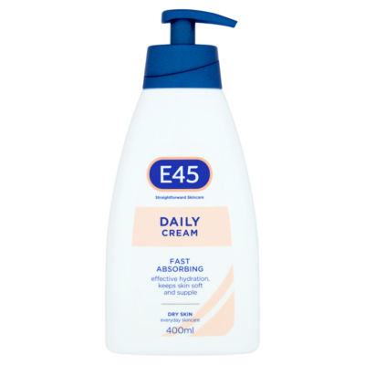 E45 Daily Cream Fast Absorbing