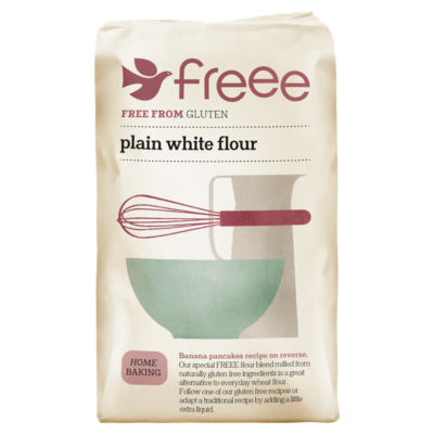 FREEE by Doves Farm Plain White Flour Free From Gluten