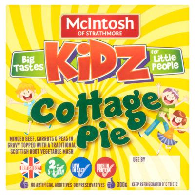 McIntosh of Strathmore Kidz Cottage Pie