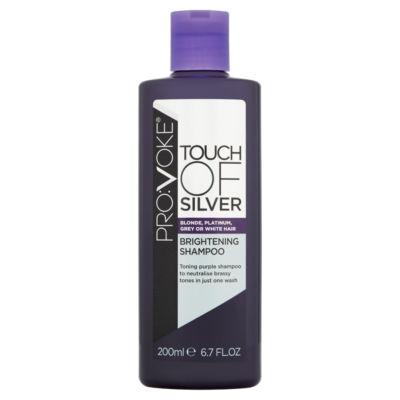 PRO:VOKE Touch Of Silver Purple Brightening Shampoo
