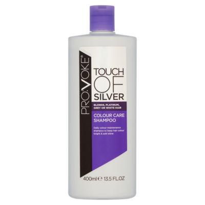 PRO:VOKE Touch Of Silver Colour Care & Protect Shampoo