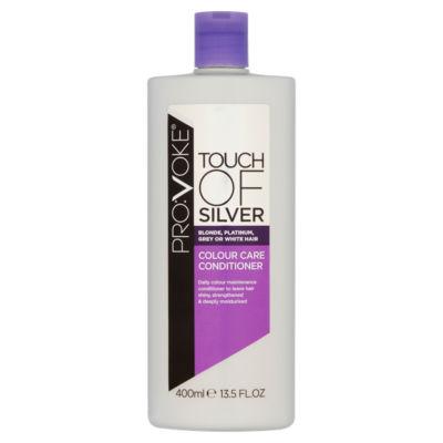 PRO:VOKE Touch Of Silver Colour Care & Repair Conditioner
