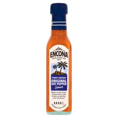 Encona West Indian Original Hot Pepper Sauce