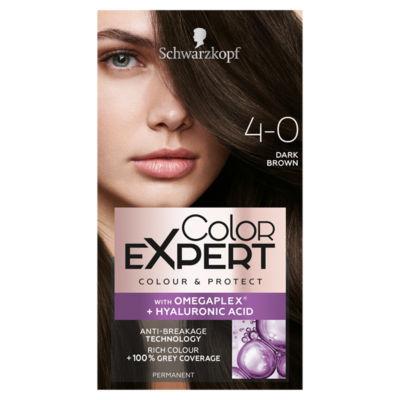 Schwarzkopf Color Expert 4-0 Dark Brown