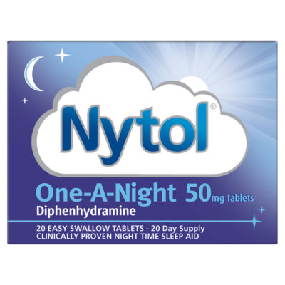 NYTOL ONE A NIGHT