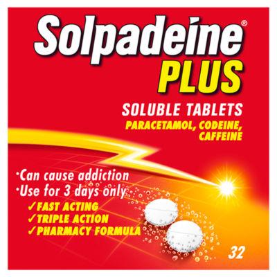SOLPADEINE PLUS