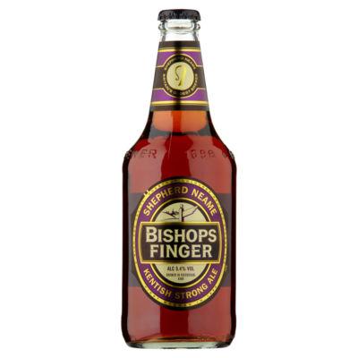 Shepherd Neame Bishops Finger Kentish Strong Ale