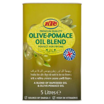 KTC Olive Pomace Oil Blend with Spanish Olives