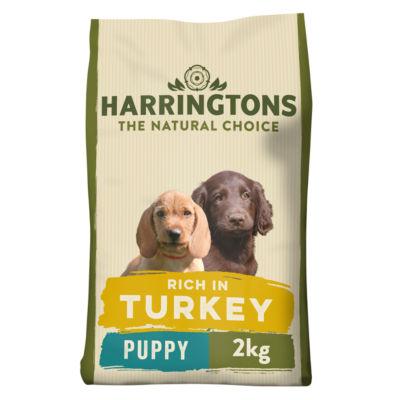 Harringtons Turkey & Rice Complete Puppy Dry Dog Food