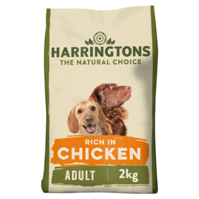 Harringtons Rich in Chicken with Rice Complete Dry Adult Dog Food