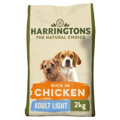 Harringtons Chicken & Rice Light Complete Dry Adult Dog Food