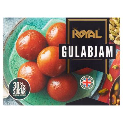 Royal Dessert Gulabjam