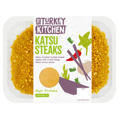 The Turkey Kitchen Katsu Steaks